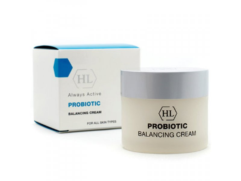 Балансирующий крем PROBIOTIC Balancing Cream 50 мл  Применение