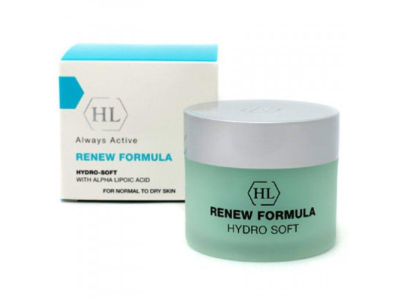 Увлажняющий крем RENEW Formula Hydro-Soft 50 мл  Применение