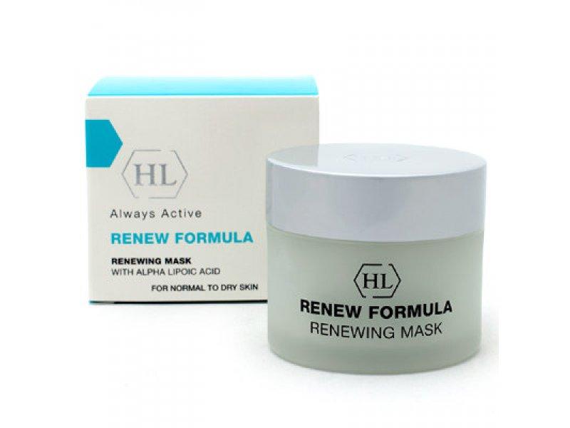 Сокращающая маска RENEW Formula Renewing Mask 50 мл  Применение