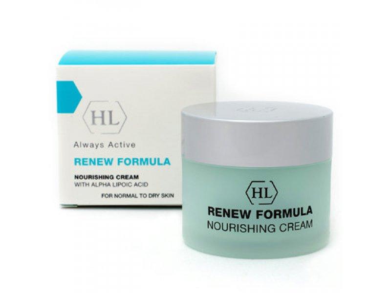 Питательный крем RENEW Formula Nourishing Cream 50 мл  Применение