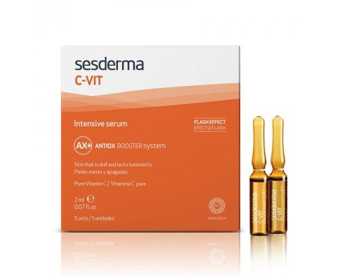 C-VIT Intensive serum – Сыворотка интенсивная 12%, 5 шт по 2 мл