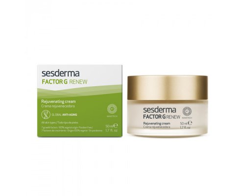 FACTOR G RENEW Rejuvenating cream – Крем омолаживающий, 50 мл