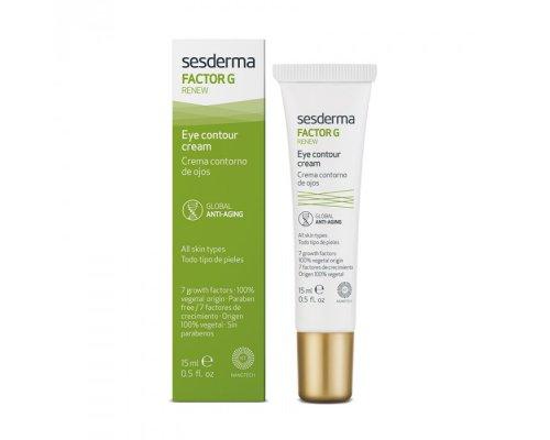 FACTOR G RENEW Eye contour cream – Крем-контур для зоны вокруг глаз, 15 мл.