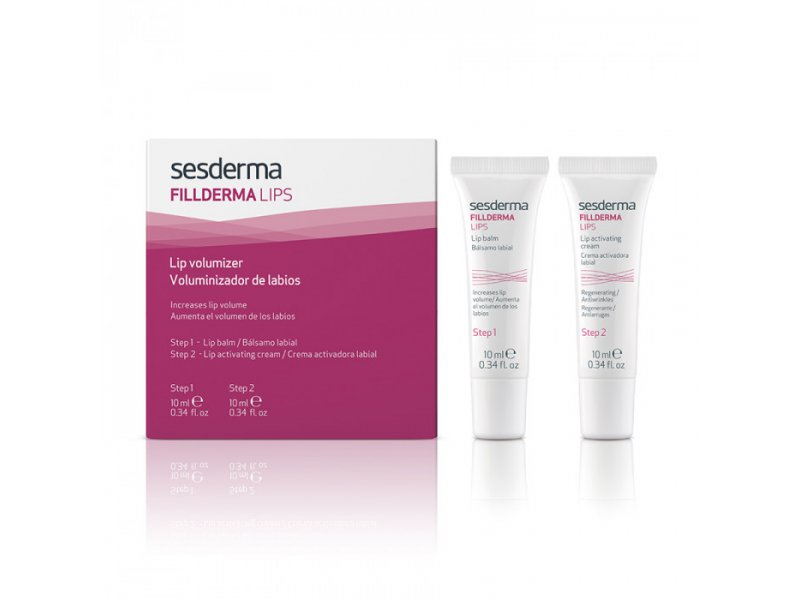 Sesderma FILLDERMA LIPS Система для увеличения объема губ
