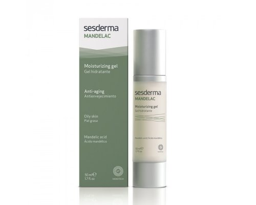 MANDELAC Moisturizing gel – Гель увлажняющий, 50 мл
