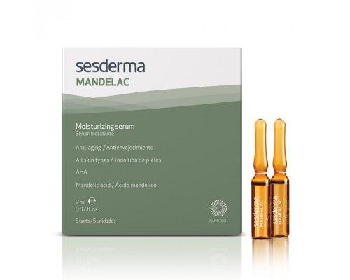 Сыворотка увлажняющая MANDELAC Moisturizing serum 5 шт. по 2 мл