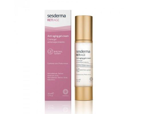 Крем-гель для лица антивозрастной RETI AGE Anti-aging gel-cream 50 мл