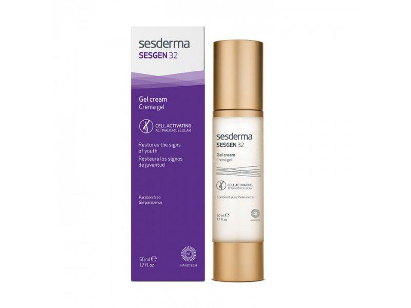 SESGEN 32 Cell activating cream gel – Крем-гель «Клеточный активатор», 50 мл  Применение