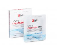 Гидроколлагеновая маска моментального действия TETe 100% Collagene Hydrogel Mask упаковка (4 штуки)