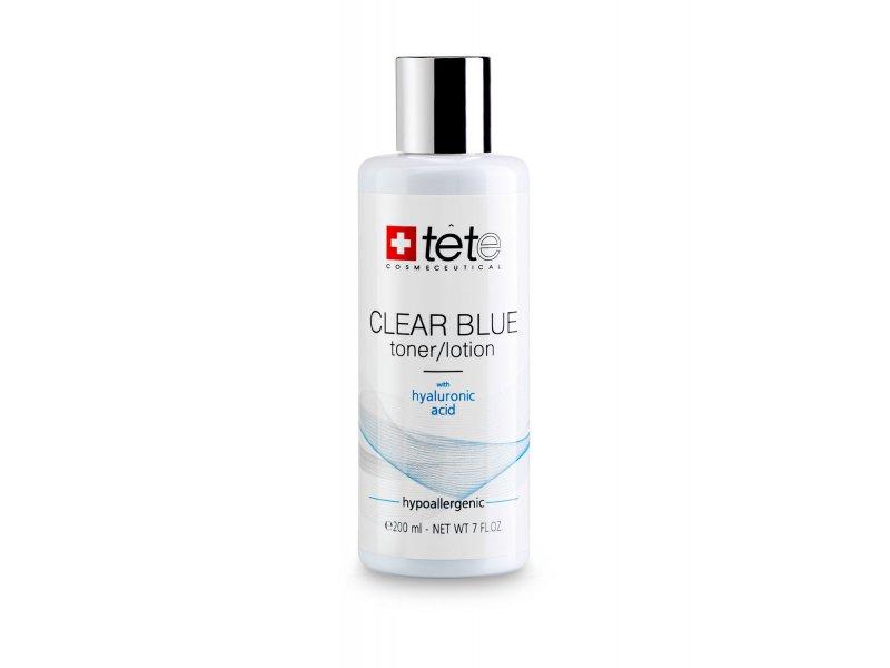 TETe CLEAR BLUE Toner-Lotion Тоник-лосьон с гиалуроновой кислотой