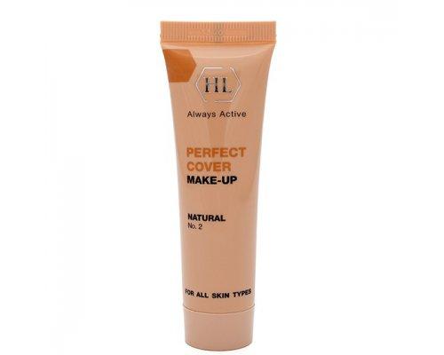 Perfect Cover Make-up №2 Увлажняющий тональный крем тон №2 (Натуральный)
