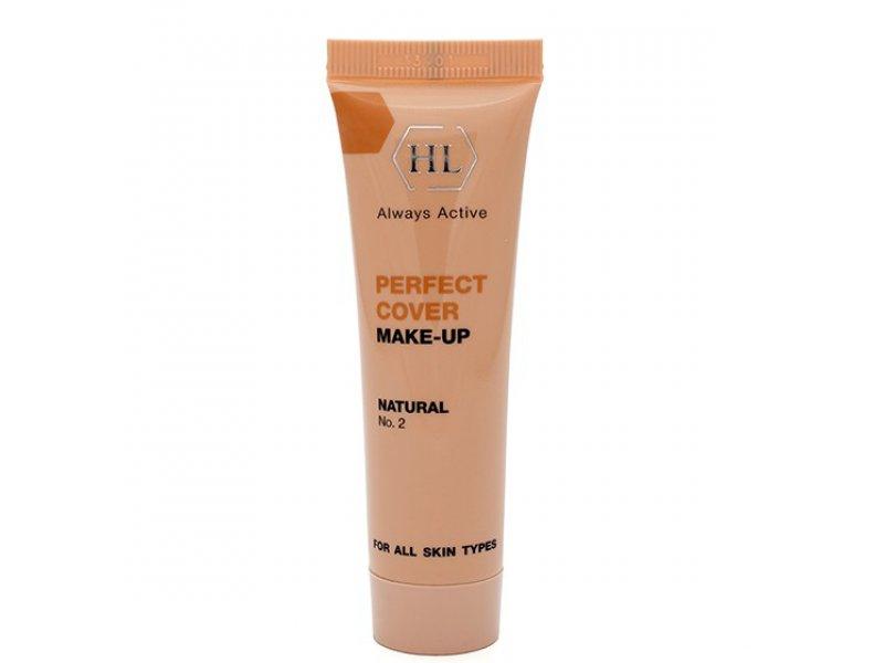 Perfect Cover Make-up №2 Увлажняющий тональный крем тон №2 (Натуральный)  Применение