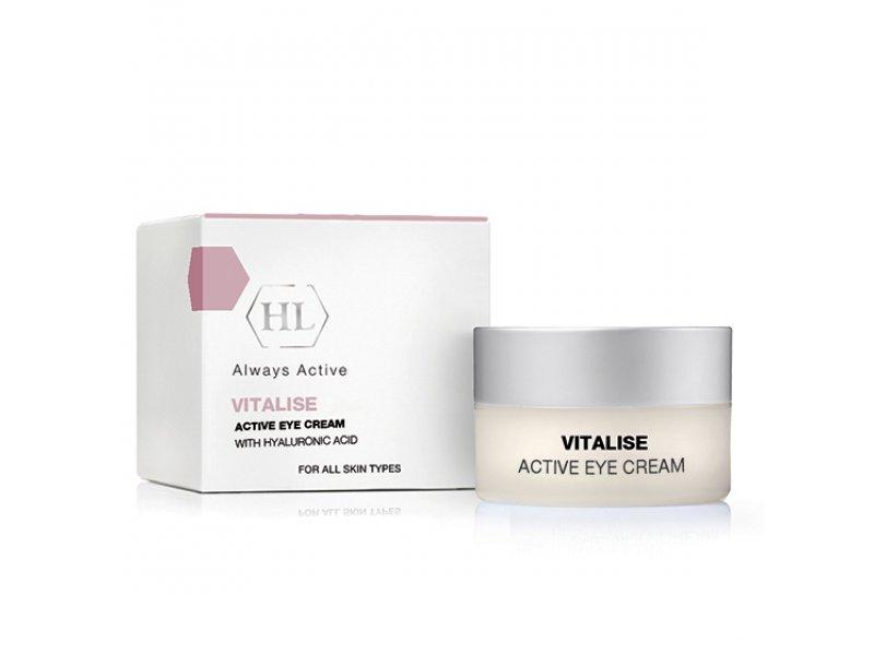 Крем для век VITALISE Active Eye Cream 15мл  Применение