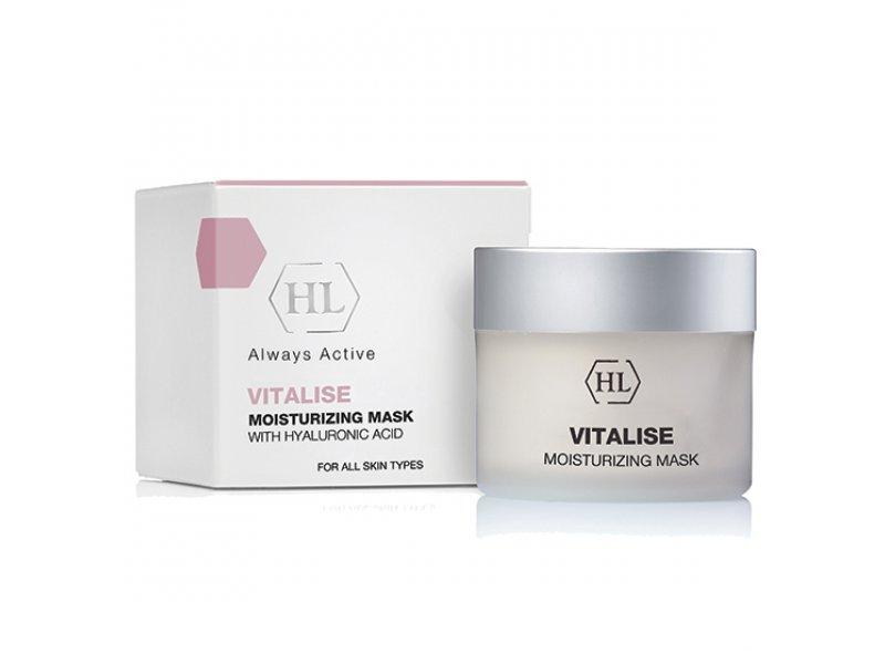 Увлажняющая маска VITALISE Moisturizing Mask 50 мл  Применение