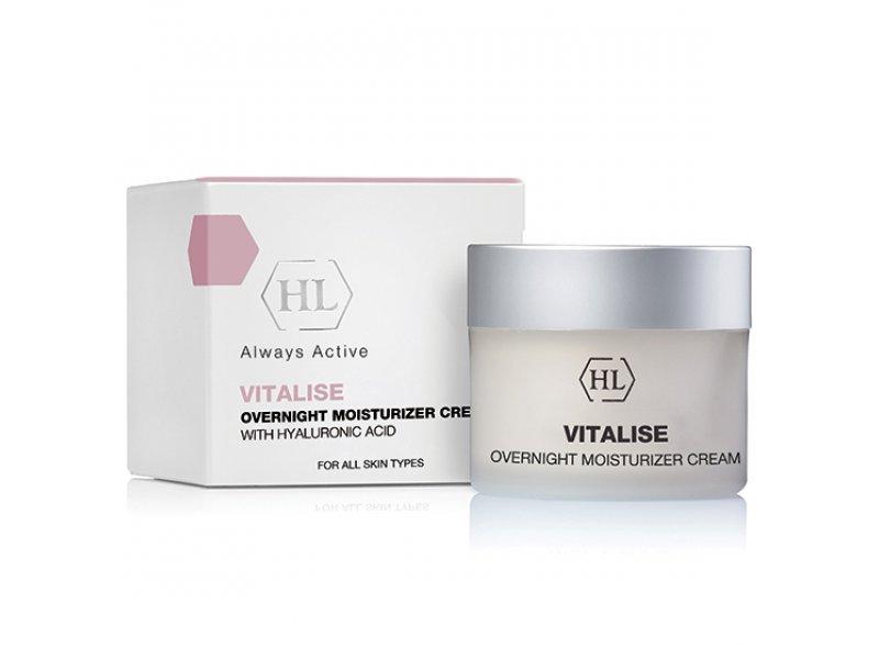 Питательный крем VITALISE Overnight Moisturizer Cream  50 мл  Применение
