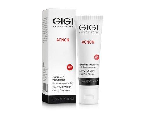 Gigi Overnight Treatment - Ночной крем, 50 мл