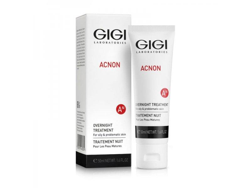 Ночной крем Gigi Overnight Treatment 50 мл  Применение
