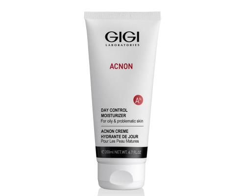 Крем дневной акнеконтроль Gigi Day control moisturizer 200 мл