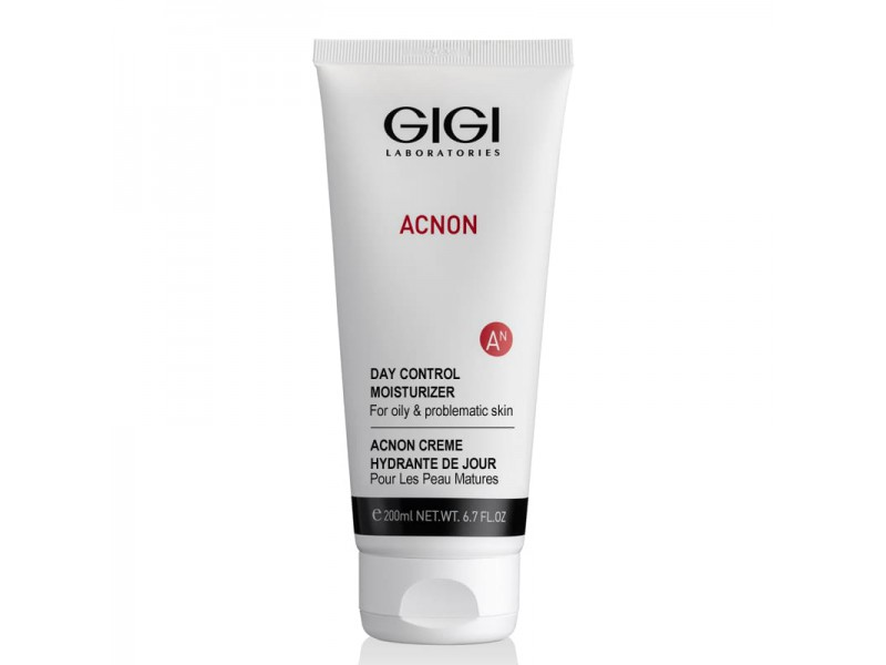 Крем дневной акнеконтроль Gigi Day control moisturizer 200 мл  Применение