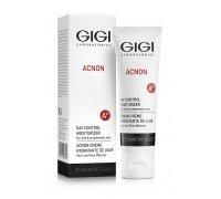 Gigi Day control moisturizer - Крем дневной акнеконтроль, 50 мл