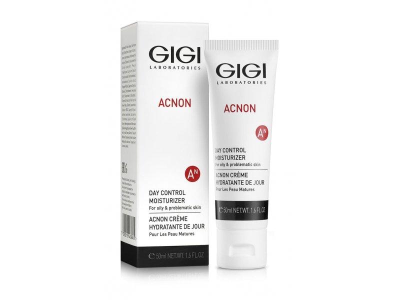 Крем дневной акнеконтроль Gigi Day control moisturizer 50 мл  Применение