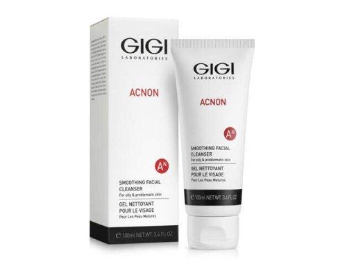 Gigi Smoothing facial cleanser - Мыло для глубокого очищения, 100мл