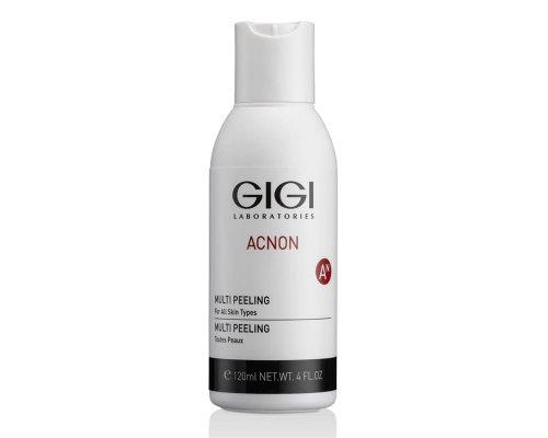 Gigi Multi peeling - Гель - Мультипилинг, 120 мл