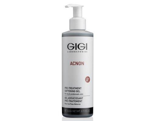 Gigi Pre-treatment softening gel - Гель размягчающий, 240 мл