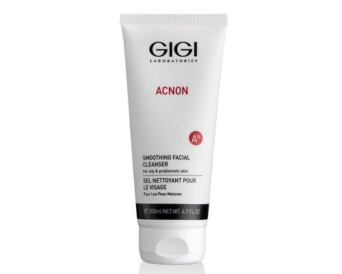 Gigi Smoothing facial cleanser - Мыло для глубокого очищения, 200мл