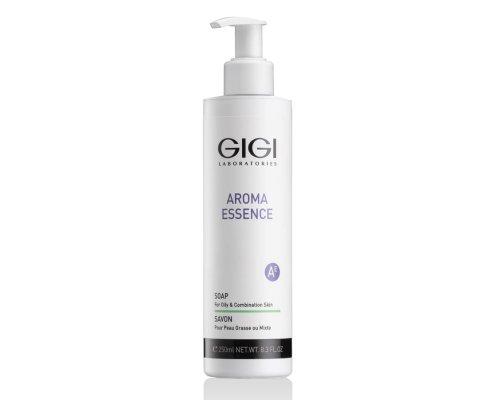 Gigi Aroma Essence Soap For Oily Skin - Мыло жидкое для жирной и комбинированной кожи, 250 мл
