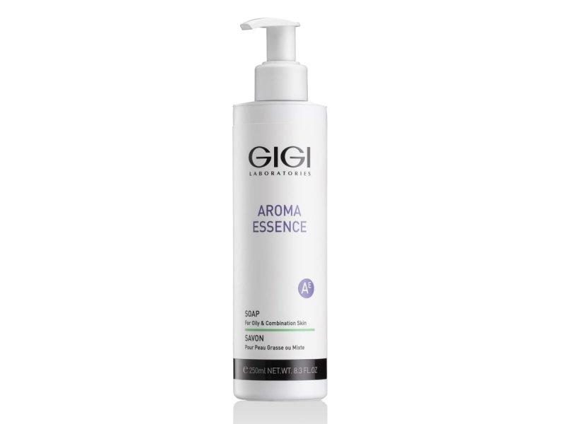 Gigi Aroma Essence Soap For Oily Skin - Мыло жидкое для жирной и комбинированной кожи, 250 мл  Применение