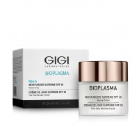 Крем увлажняющий для сухой кожи Gigi Bioplasma NSA-5 Moisturizer Supreme SPF 20 50 мл