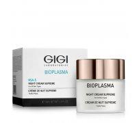 Крем ночной Gigi Bioplasma NSA-5 Night Cream Supreme 50 мл