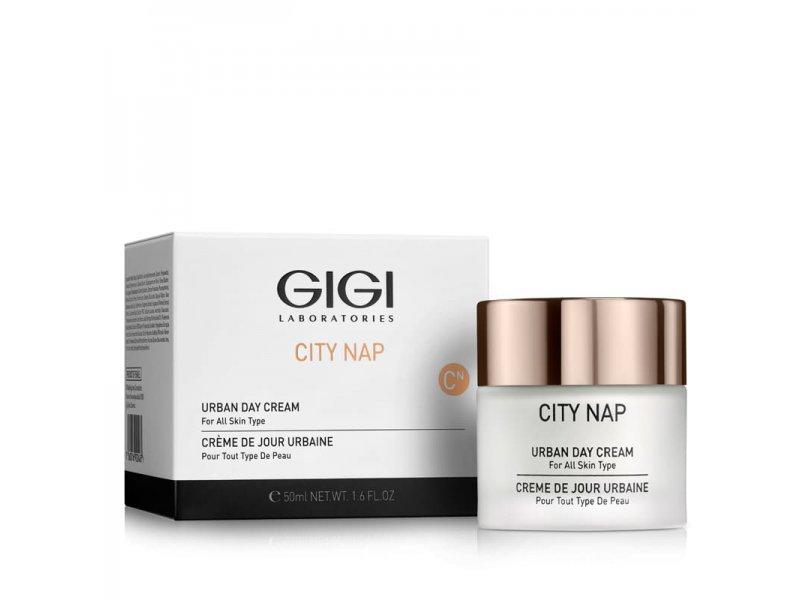 Крем дневной Gigi City NAP Urban Day Cream 50 мл  Применение