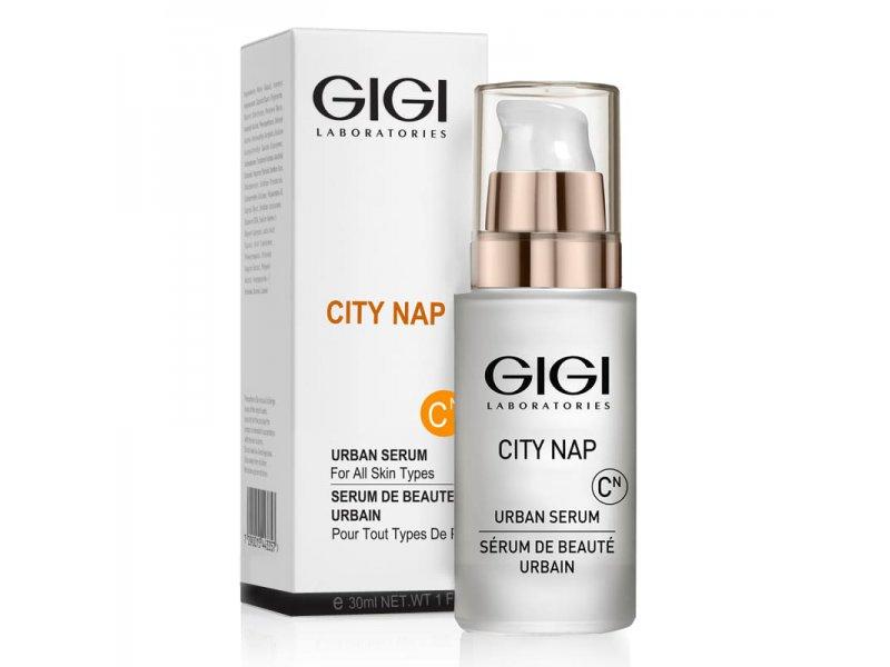 Gigi City NAP Urban Serum - Сыворотка Скульптурирующая, 30мл  Применение
