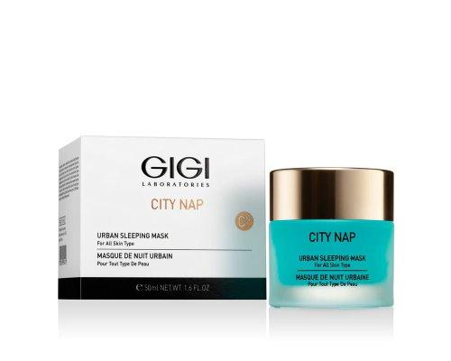 Gigi City NAP Urban Sleepeng Mask - Маска «Спящая Красавица», 50 мл