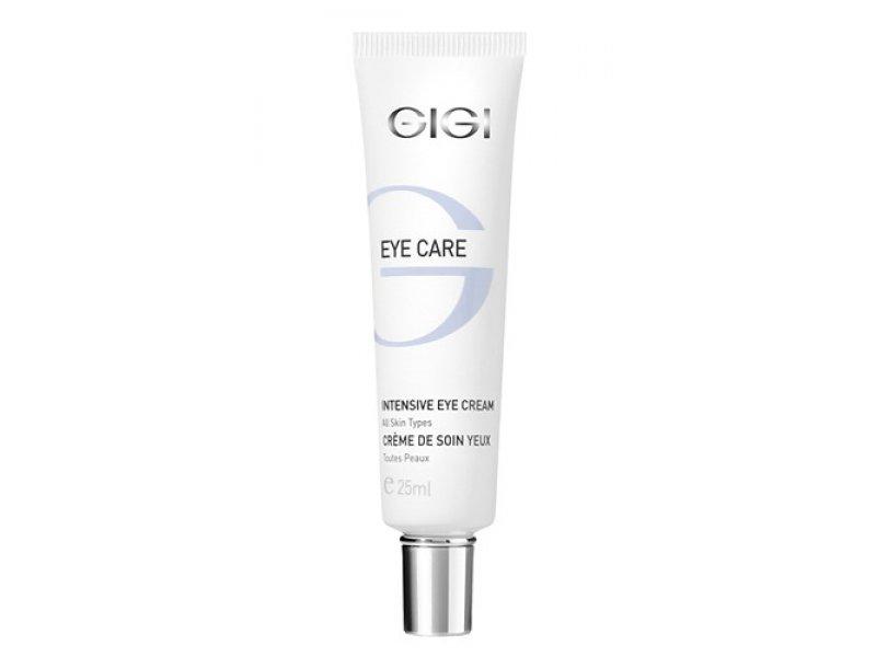 Gigi EYE CARE Intensive Eye Cream - Интенсивный крем для век и губ, 25 мл  Применение