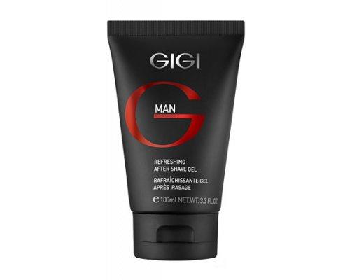 Gigi MAN Refreshing After Shave Gel - Освежающий гель после бритья, 100 мл.