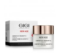 Gigi NEW AGE Comfort Day Cream SPF 15 - Увлажняющий дневной крем, 50 мл
