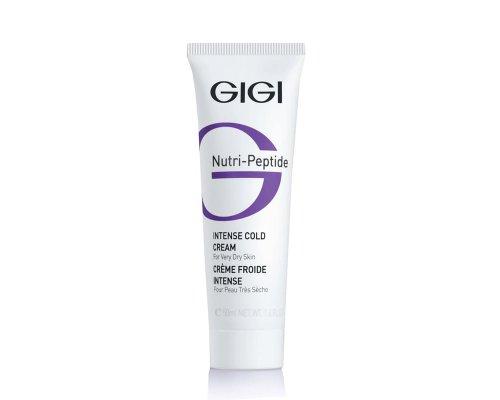 Gigi NUTRI-PEPTIDE Intense Cold Cream - Крем питательный для всех типов кожи, 50 мл