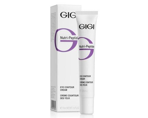 Gigi NUTRI-PEPTIDE Eye Contour Cream - Пептидный контурный крем для век, 20 мл