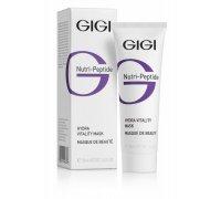 Gigi NUTRI-PEPTIDE Hydra Vitality Mask - Увлажняющая маска для сухой кожи, 50 мл.