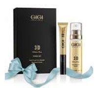 Gigi OUTSERIAL 3D SET Hyalu Fill Крем-сыворотка 50мл + Eye cream 20мл