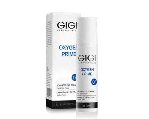 Gigi OXYGEN PRIME Advanced Eye Cream - Крем для век активный, 30 мл.