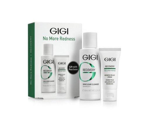 Gigi Recovery Skin No More redness - Дорожный набор для чувствительной и поврежденной кожи, уп.