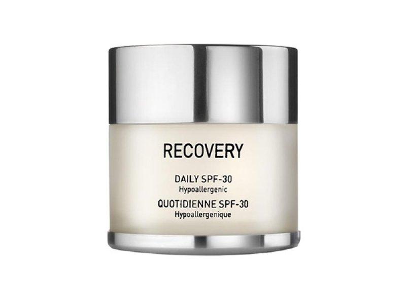 Крем дневной восстанавливающий Gigi Recovery Skin Daily SPF 30 50 мл  Применение