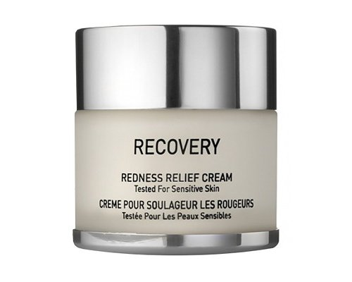 Gigi Recovery Skin Redness Relief Cream Sens - Крем SOS успокаивающий от покраснений и отечности, 50 мл.