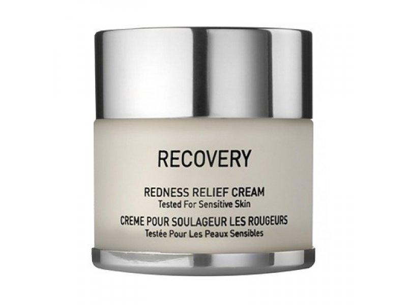 Gigi Recovery Skin Redness Relief Cream Sens - Крем успокаивающий от покраснений и отечности 50 мл  Применение