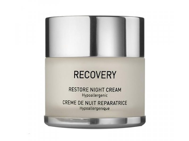 Gigi Recovery Skin Night Cream - Крем ночной восстанавливающий, 50 мл.  Применение