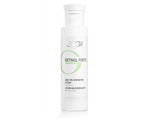 Gigi RETINOL FORTE Daily Rejuvenation Lotion for oily skin - Лосьон-пилинг для комбинированной и жирной кожи, 120 мл.